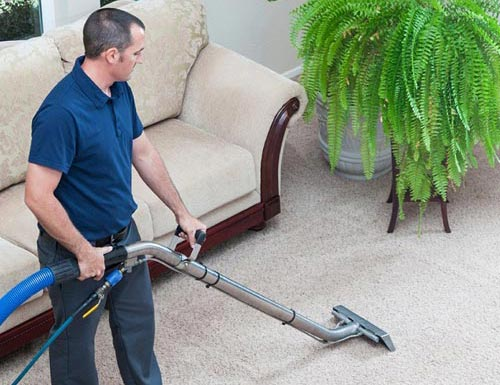 Commercial Residential Carpet Cleaning Services