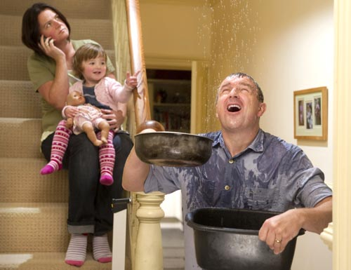 Emergency Water Damage Cleanup Services