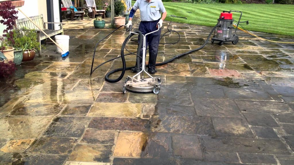 Natural Stone Cleaning Services