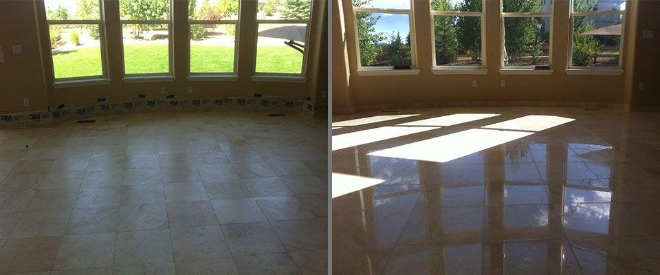 Stone Restoration Resurfacing Services
