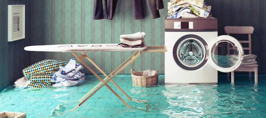 Flooded Washing Machine Emergency Service