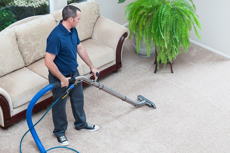 Carpet Cleaning Residential Technician