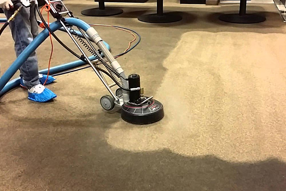 Commercial Restaurant Carpet Cleaning Services